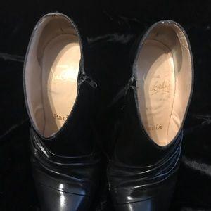 Christian Louboutin booties